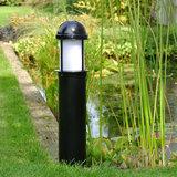 Led buitenlamp staand 220v zwart 65cm