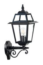 Venezia wandlamp, zwart