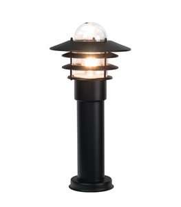LED Tuinverlichting staand 230v zwart