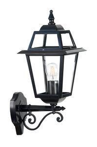 Venezia buiten wandlamp 230v zwart