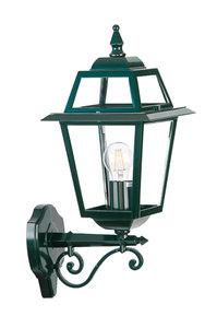 Venezia buiten wandlamp groen 230v