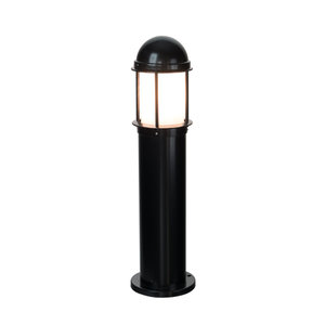Buitenlamp staand 65 cm zwart 230v
