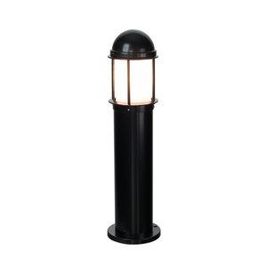 LED Buitenlamp staand 230v zwart Brisbane 1110L