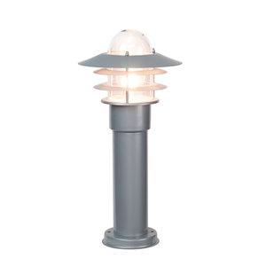 LED Tuinlamp staand 230v rond