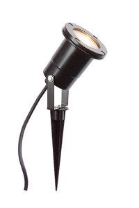 Tuinspot zwart 220 volt